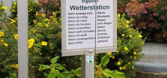 Ingelner Wetterstation