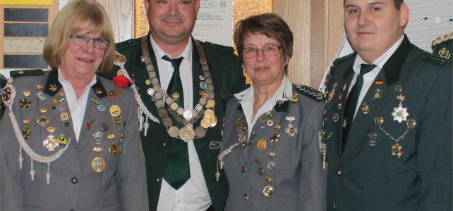 """Weihnachtsfeier des Schützenverein """"Horrido"""" Ingeln"""