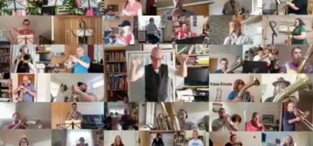 Stimmungsaufheller per Videobotschaft