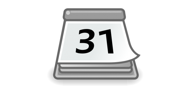 Kalender aktualisiert