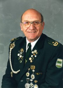 Karl Tietze, Ehrenvorsitzender