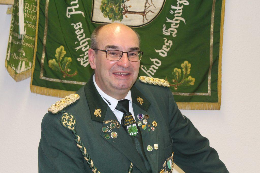 Andreas Aue (seit 2011)