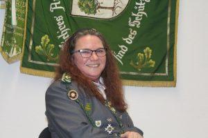Alexandra Krause, 1. Jugendleiterin