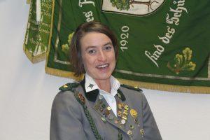 Nicole Sander, 2. Jugendleiterin