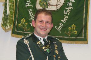 Kevin Steinhof, 2. Schießsportleiter