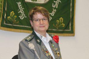 Heike Strote-Radkewitz, 2. Damenwartin