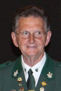 Günter Ey, Betreuer der Außenanlagen